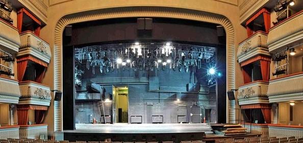 Билеты в Театр Наций в Москве